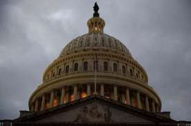Perekonomian AS Kehilangan Rp42 Triliun Karena Shutdown