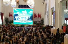Pesan Jokowi di Hadapan Perwira Tinggi TNI dan Polri, Hadapi Revolusi