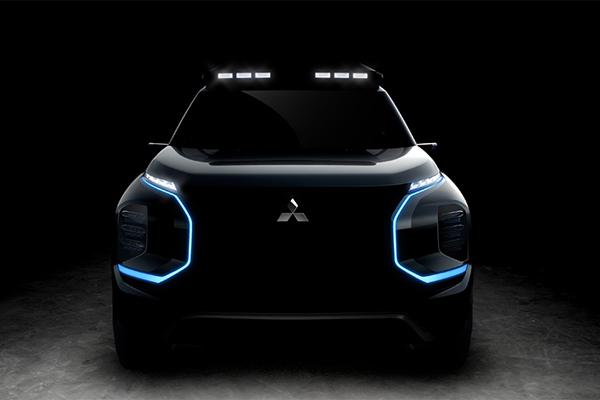 Mitsubishi Engelberg Tourer.  - MMC