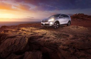 Kia Motors Luncurkan Sorento Baru