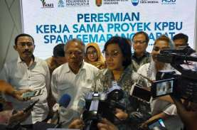 Konstruksi Proyek Air Minum Semarang Barat Dilaksanakan…