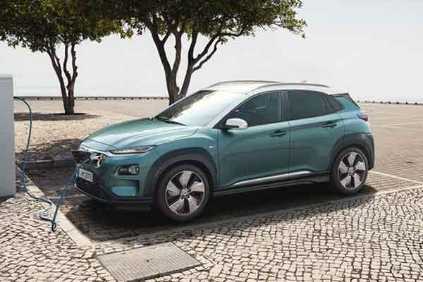 All New Hyundai Kona EV.  - Hyundai