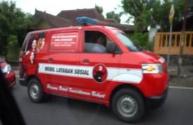 Mobil PDIP Kawal Sandiaga Uno Keluar Wilayah Wonogiri