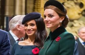 Istana Kensington Habiskan Waktu Berjam-jam Hapus Komentar Negatif pada Kate Middleton & Meghan Markle