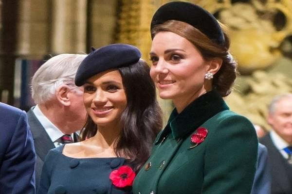 Meghan Markle dan Kate Middleton - Istimewa