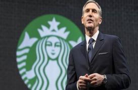 Mantan CEO Starbucks Howard Schultz 'Cari Ilham' Maju Pilpres AS
