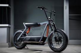 Harley-Davidson Perkenalkan Motor Listrik Konsep
