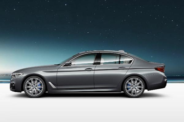 BMW Seri 5.  - BMW