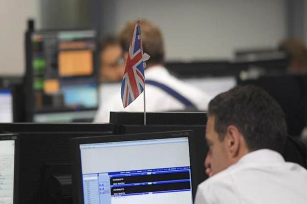 Indeks Stoxx - Reuters