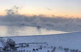 Chicago, AS, Dilanda Suhu Membeku Minus 28 Derajat Celcius, 12 Tewas