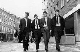 Film Dokumenter The Beatles Akan Digarap Sutradara Lord of The Rings