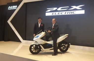Honda PCX Electric Berstandar Kemanaan Internasional