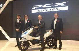 Luncurkan PCX Electric, AHM Siapkan Model Bisnis Baru Sepeda Motor Listrik