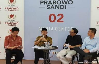 Tim Ekonomi Prabowo-Sandi Godok Cara Atasi Defisit APBN
