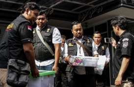 Satgas Antimafia Bola Menyegel Kantor Liga Indonesia