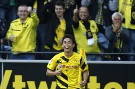 Mubazir di Dortmund, Kagawa Berangkat ke Besiktas
