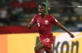 Hasil Final Piala Asia 2019, Jepang Vs Qatar: Almoez Ali Bikin Gol, Qatar Unggul (Babak 1)