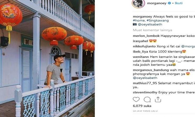 Morgan Oey - Instagram@morganoey