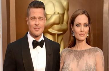 Cerai, Angelina Jolie Hanya Cinta Brad Pitt