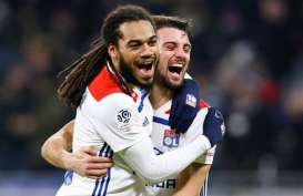 Hasil Liga Prancis, PSG Akhirnya Kalah Juga, Skor 1 - 2 di Lyon