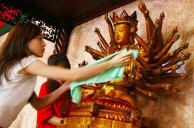 Ini Rangkaian Ritual Jelang Perayaan Tahun Baru Imlek…