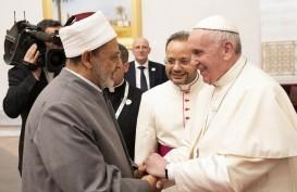 Siap Jadi Penengah Maduro-Guaido, Paus Fransiskus Ajukan Syarat