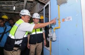 Proyek Jaringan Gas Rumah Tangga Perlu Diperluas Secara Nasional