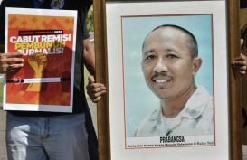 Kemenkumham Masih Kaji Remisi Terpidana Pembunuhan Jurnalis Radar Bali