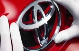 Laba Toyota di Pasar China Naik Tipis