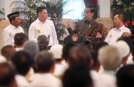 Silaturahmi dengan Petani Tebu, Jokowi Janji Selesaikan Sejumlah Persoalan