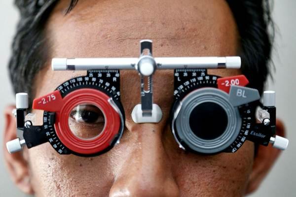 Meski sudah menjalani oprasi lasik, pemeriksaan mata tetap diperlukan - JIBI/Nurul Hidayat