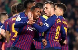 Hasil Semifinal Copa del Rey, Madrid Imbangi Barcelona di Leg I