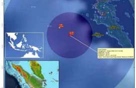BMKG Temukan 8 Titik Zona Gempa di Sumbar, Mentawai Paling Berbahaya