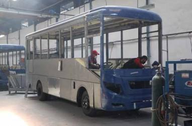 Saudi Tertarik Bus Karoseri Indonesia untuk Transportasi Haji