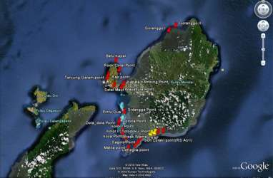 Gempa 5,7 SR Guncang Morotai, 800 Warga Mengungsi