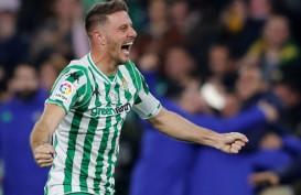 Imbangi Real Betis, Valencia Buka Peluang ke Final Copa del Rey