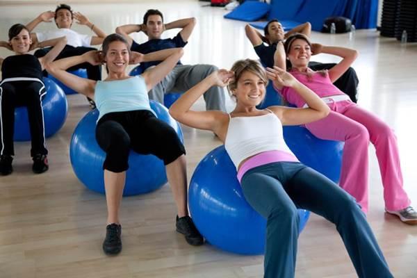 Kelas aerobik - leisurecentre.com