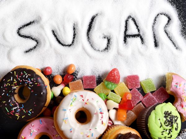 Makanan mengandung gula - Istimewa