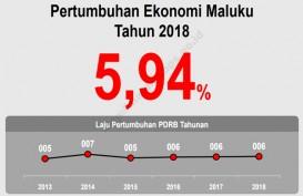 Pertumbuhan Ekonomi Maluku 5,94%, Ditopang Sektor Pertanian, Kehutanan, Perikanan