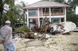 Serikat Pekerja Pelindo Salurkan Bantuan Pendidikan ke Lokasi Tsunami Selat Sunda