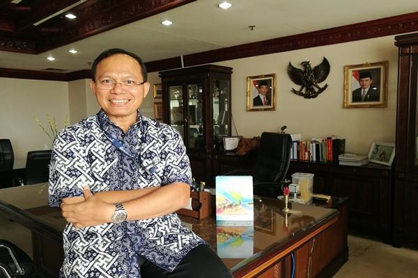 Presiden Direktur PT Sarinah (Persero) Gusti Ngurah Putu Sugiarta Yasa - Bisnis/Agne Yasa