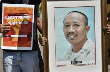 Prosedur Pemberian Remisi Terhadap Pembunuh Jurnalis Dipertanyakan