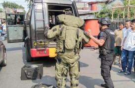 Koper Diduga Berisi Bom Diamankan dari Jalan Otista III, Jatinegara, Jakarta Timur