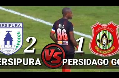 Persipura Tersingkir di Piala Indonesia, Meski Menang 2-1 atas Persidago Gorontalo