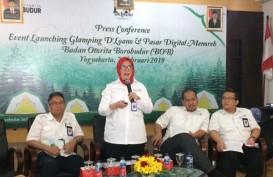 Badan Otorita Borobudur: Glamping De Loano dan Pasar Digital Segera Beroperasi