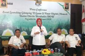 Badan Otorita Borobudur: Glamping De Loano dan Pasar…