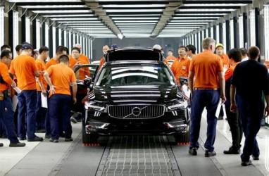 Volvo Pertahankan Pusat Ekspor di China
