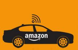 Amazon, Raksasa Dagang-el AS Investasi Teknologi Swakemudi