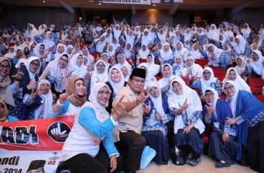 Sebelum 100 Hari Kerja, Prabowo Janji Turunkan Harga Sembako