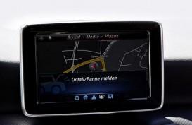 Soal Aturan Larangan GPS, Begini Respons Mercedes-Benz